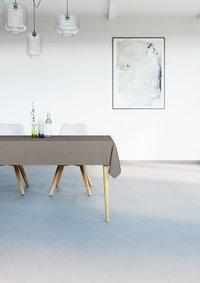 Mistral Home Tafellaken Uniline walnut 160 x 270 cm-Afbeelding 3
