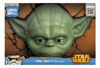 3DLightFX muurlamp Star Wars Yoda