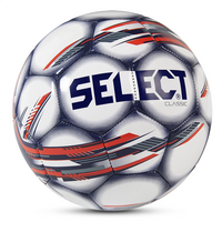 Select ballon de football Classic taille 5 blanc/noir