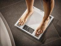 Soehnle Pèse-personne/impédancemètre Shape Sense Connect 100 blanc/inox-Image 1