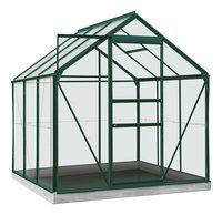 ACD Serre Intro Grow Daisy 3,8 m² vert-Avant