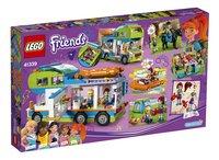 LEGO Friends 41339 Le camping-car de Mia-Arrière