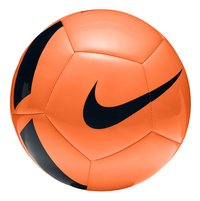 Nike ballon de football Pitch Team taille 5 orange/noir