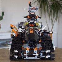 LEGO Ninjago 70654 Le véhicule de combat Dieselnaut-Image 6