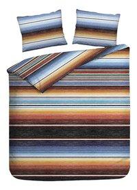 Heckett & Lane Housse de couette Serape multi flanelle 140 x 220 cm-commercieel beeld