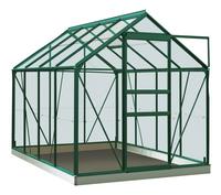 ACD Serre Intro Grow Ivy 5 m² vert-Avant
