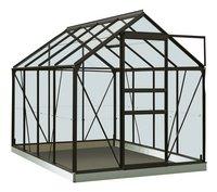 ACD Serre Intro Grow Ivy 5 m² zwart-Vooraanzicht