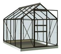 ACD Serre Intro Grow Ivy 5 m² noir