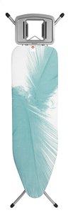 Brabantia Strijkplank Feathers B voor strijkijzer -Bovenaanzicht