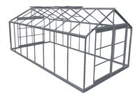ACD Serre Royal 38 18,24 m² aluminium