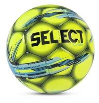 Select voetbal Classic maat 5 geel/blauw