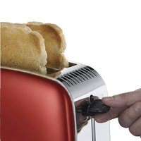 Russell Hobbs Grille-pain Colours Plus flame red-Image 1