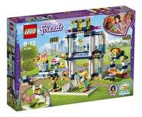 LEGO Friends 41338 Stephanie's sportstadion-commercieel beeld