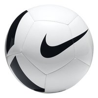 Nike ballon de football Pitch Team taille 5 blanc/noir