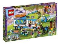 LEGO Friends 41339 Le camping-car de Mia-Côté gauche