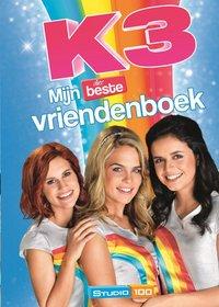 K3 Mijn allerbeste vriendenboek NL