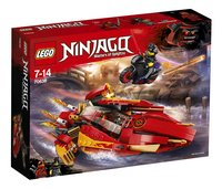 LEGO Ninjago 70638 Le bateau Katana V11-Côté gauche