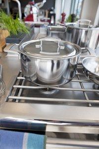 Demeyere kookpot Industry 22 cm - 4 l-Afbeelding 1