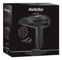 BaByliss Sèche-cheveux Premium Full Black 6720E-Côté gauche