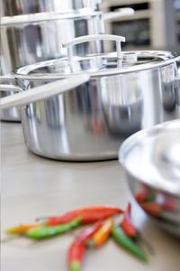 Demeyere kookpot Industry 22 cm - 4 l-Afbeelding 2