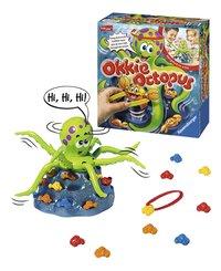 Okkie Octopus-Vooraanzicht