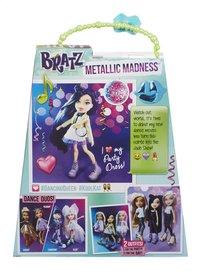 Bratz poupée mannequin  Metallic Madness Jade-Arrière