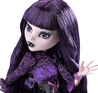 Monster High poupée mannequin  Hauntlywood Elissabat-Détail de l'article