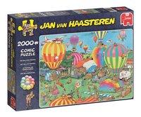 Jumbo puzzel Jan Van Haasteren Het ballon festival