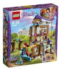 LEGO Friends 41340 Vriendschapshuis-Linkerzijde