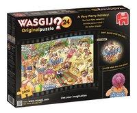 Jumbo puzzel Wasgij? Een heel fijne vakantie!