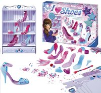 Ravensburger hobbydoos So Styly I Love Shoes-Vooraanzicht