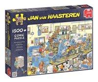 Jumbo puzzel Jan Van Haasteren De drukkerij