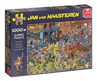 Jumbo puzzel Jan Van Haasteren Rollerdisco