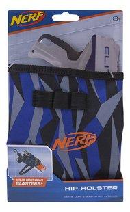 Nerf Elite Hip Holster grijs/blauw-Vooraanzicht