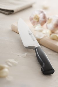 Zwilling couteau de chef **** 4 Étoiles 20 cm-Image 1