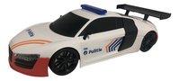 Dickie Toys auto RC Police Patrol-Rechterzijde