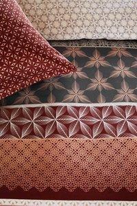Beddinghouse Dekbedovertrek Densley red flanel-Artikeldetail