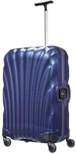 Samsonite Harde reistrolley Lite-Locked Spinner navy 69 cm-Vooraanzicht