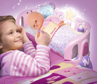 Nenuco poupée avec berceau Sleep With Me-Image 2