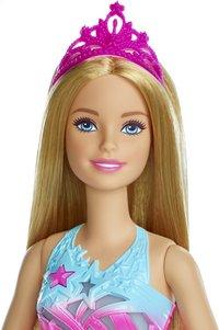 Barbie mannequinpop Dreamtopia Prinses borstel en straal-Artikeldetail