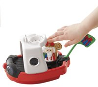 Fisher-Price Little People bateau de saint Nicolas-Avant