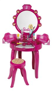 Barbie kaptafel Beauty center