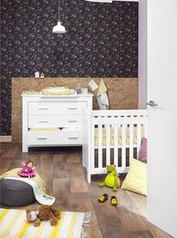 Quax Babybed Camille L 120 x B 60 cm-Afbeelding 1