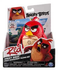 Figurine Angry Birds Management Talking Red-Avant