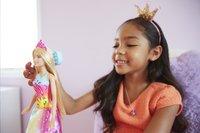 Barbie mannequinpop Dreamtopia Prinses borstel en straal-Afbeelding 2