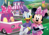 Jumbo Puzzel 4-in-1 Minnie Mouse Happy Helpers-Artikeldetail