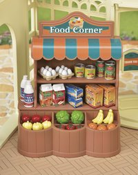 Sylvanian Families 5315 - Supermarkt-Afbeelding 4