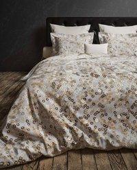 Heckett & Lane Housse de couette Lewis Shimmer gold coton 140 x 220 cm-Image 6