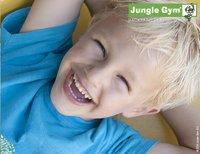 Jungle Gym schommel met speeltoren Tower en gele glijbaan-Artikeldetail