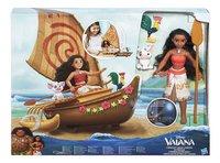 Set de jeu Disney Vaiana avec bateau-Avant